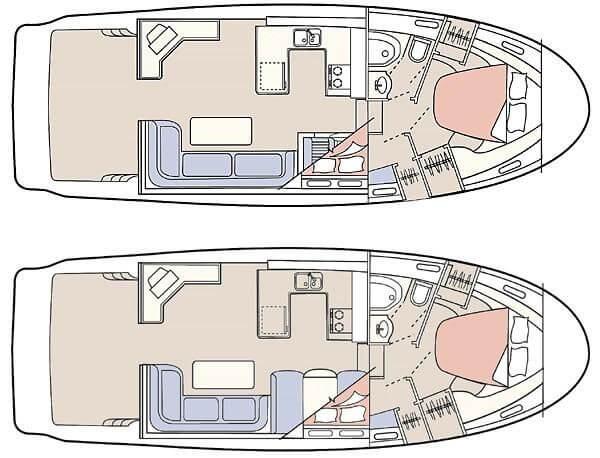 Bayliner-layout UsedBoats
